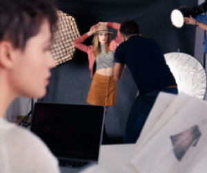 Online certificate course in photography